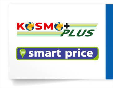 Kosmoplus smart price for Smart price